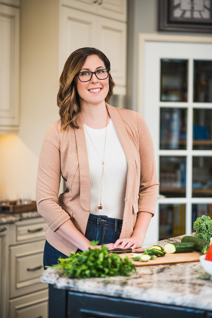 The Keto Diet author Leanne Vogel