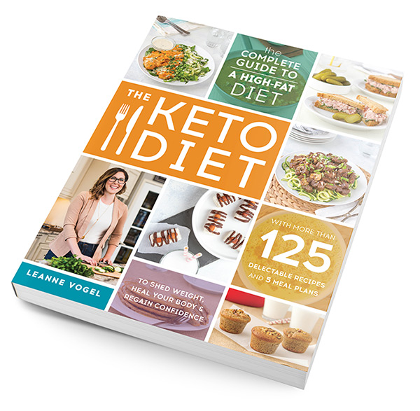 Keto Diet Book cover