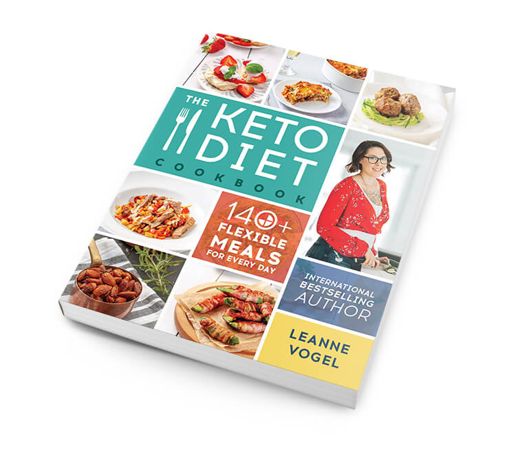 Inside the Keto Diet Cookbook