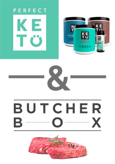 Pre-Order Package for The Keto Diet