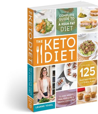 the keto diet healed